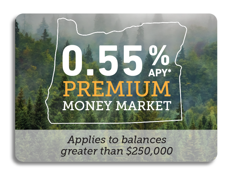 Premium Money Market Account | Lewis and Clark Bank